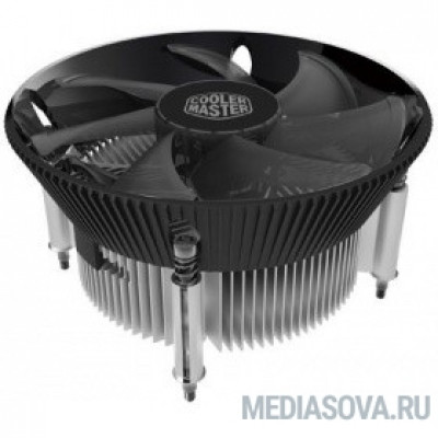 Cooler Master for Intel I70  (RR-I70-20FK-R1) Intel 115*, 95W, Al, 3pin