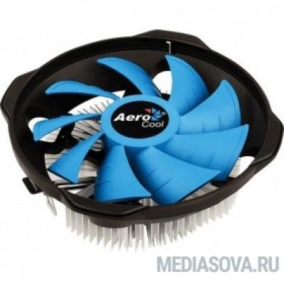 Cooler Aerocool BAS U-3P 110W/ Intel 115*/AMD/ Clip