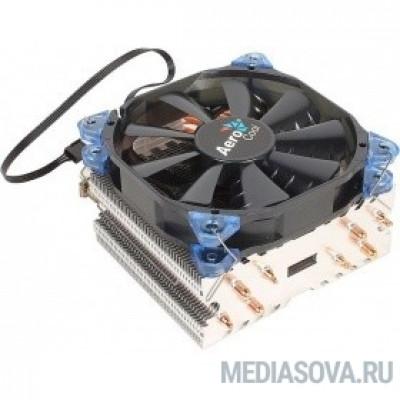 Cooler Aerocool Verkho 4 140W/ Intel 115*/AMD/ PWM/ Clip