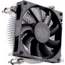 Cooler Master for Intel  H116 (RR-H116-22PK-B1)  Intel 115*, W, AlCu, 3pin, low profile