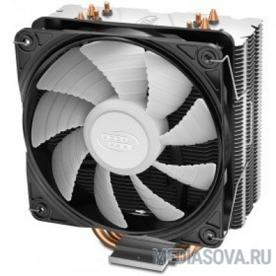 Cooler Deepcool GAMMAXX 400 V2 RED - Intel 1366/115*, AMD FM*/AM*, TDP 180W