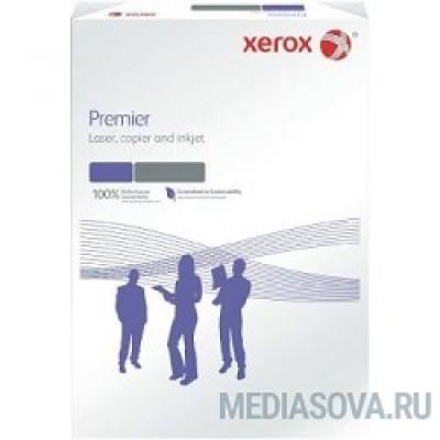 XEROX 003R91720 (5 пачек по 500 л.) Бумага A4  PREMIER, 80г/м2, 170 CIE, 210x297mm (отпускается коробками по 5 пачек в коробке)