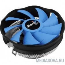Cooler Aerocool Verkho Plus 110W/ Intel 115*/AMD/ PWM/ Clip