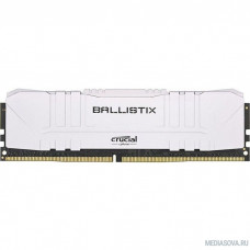DDR4 Crucial Ballistix 16G 3000MHz BL16G30C15U4W White
