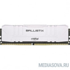 DDR4 Crucial Ballistix 16G 3200MHz BL16G32C16U4W White