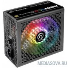 Thermaltake Toughpower GX1 RGB PS-TPD-0700NHFAGE-1  /700W/Non Modular/Fan Hub/Full Range/Analog/80 Plus Gold/EU/JP Main CAP/All Sleeved Cables