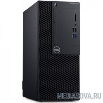 DELL Optiplex 3070 [3070-7681] MT i3 9100/8Gb/256Gb SSD/DVDRW/Linux