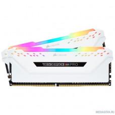 Corsair DDR4 DIMM 16GB Kit 2x8Gb CMW16GX4M2C3000C15W PC4-24000, 3000MHz, CL15