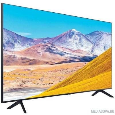 "Samsung 55"" UE55TU8000UXRU Ultra HD Smart TV, Wi-Fi, Voice, PQI 2100, DVB-T2/C/S2, Bluetooth, CI+(1.4), 20W, 3HDMI,  черный"