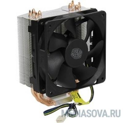 Cooler Master Hyper 212X, 600 - 1700 RPM, 150W, Full Socket Support  RR-212X-17PK-R1