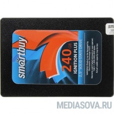 Smartbuy SSD 240Gb Ignition Plus SB240GB-IGNP-25SAT3 SATA3.0, 7mm