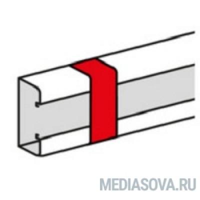Legrand 638036 Накладка на стык профиля - для кабель-каналов Metra 100x50