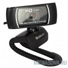 Defender G-lens 2597 [63197] 2МП, автофокус, слеж за лицом, HD 720R