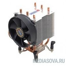 Cooler Titan (TTC-NK35TZ/R(KU)) для s775/K8/1366/1156, 2200 rpm, аллюминий+медь+6 теплотрубок