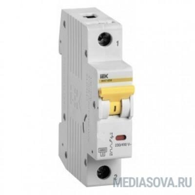 Iek MVA31-1-006-C Выкл. авт. ВА47-60M 1Р 6А 6кА С