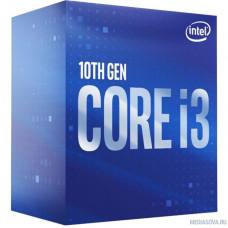 CPU Intel Core i3-10100 Comet Lake BOX 3.6GHz, 6MB, LGA1200