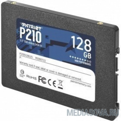 Patriot SSD 128Gb P210 P210S128G25 SATA 3.0