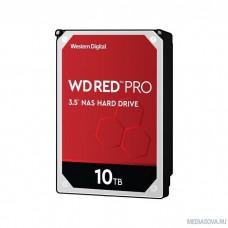 10TB WD Red Pro (WD102KFBX) Serial ATA III, 7200- rpm, 256Mb, 3.5