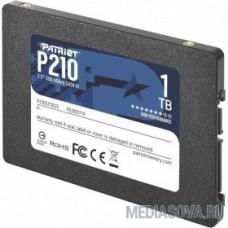 Накопитель SSD Patriot SATA III 1Tb P210S1TB25 P210 2.5