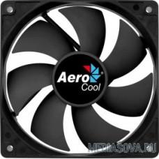 Fan Aerocool Force 12 / 120mm/ 3pin+4pin/ Black