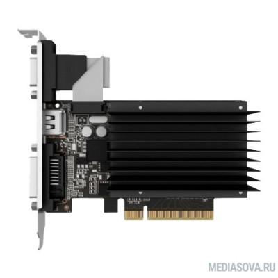 Видеокарта PALIT GeForce GT730 2Gb 64bit sDDR3 RTL [NEAT7300HD46-2080H]