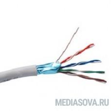 Exegate EX138967RUS Кабель FTP 4 пары кат.5e Exegate Special медь, экран, 305м pullbox, серый