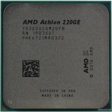 CPU AMD Athlon 220GE OEM 3.4GHz/100MHz/Radeon Vega 3