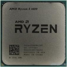 CPU AMD Ryzen 5 1600 OEM 3.2/3.6GHz Boost, 19MB, 65W, AM4 [YD1600BBM6IAF]