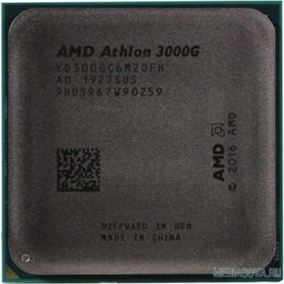 Процессор CPU Athlon 3000G OEM