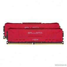 Crucial DDR4 DIMM 32GB Kit 2x16Gb BL2K16G30C15U4R PC4-24000, 3000MHz, Ballistix RGB
