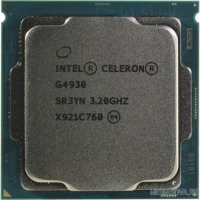 Процессор CPU Intel Celeron G4930 Coffee Lake BOX