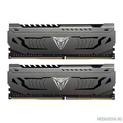 Оперативная память  Память DDR4 2x16Gb 3200MHz Patriot PVS432G320C6K RTL PC4-25600 CL16 DIMM 288-pin 1.35В dual rank