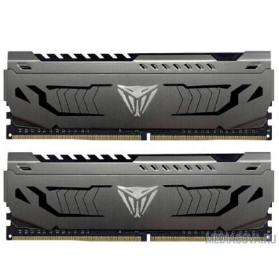 Оперативная память  Память DDR4 2x4Gb 3200MHz Patriot PVS48G320C6K RTL PC4-25600 CL16 DIMM 288-pin 1.35В dual rank