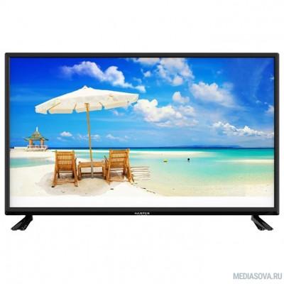 HARPER 32R490T HD READY (1366 x 768); Наличие цифрового тюнера: T2/S2; Габариты упаковки (ШГВ): 770x122x503; Объем, м3: 0,053; Вес, кг: 4,92
