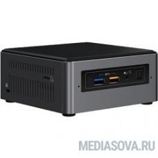 Intel NUC BOXNUC7I5BNH, i5-7260U, up to 3.4 GHz, 2xDDR4 SODIMM (1.2V up to 2133MHz/32Gb), VGA Intel Iris Plus Graphics 640(DP+HDMI 4K), 4xUSB3.0, M.2 and 2.5 Drive Baby Canyon