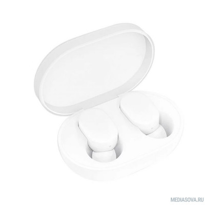 Xiaomi Mi True Wireless Earbuds белые [ZBW4420GL]