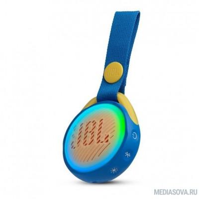 JBL JR Pop синий 3W 1.0 BT/USB 650mAh (JBLJRPOPBLU)