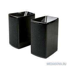 Dialog Stride AST-23UP - акустические колонки 2.0, 8W RMS, черные, алюминиевые, питание от USB