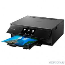 Canon PIXMA TS9140 [2231C007] (струйный, принтер, сканер, копир, 9600dpi, Bluetooth, WiFi, AirPrint, duplex, Сенсорный дисплей)