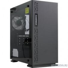 GameMax MFG.H605-TR Dark Ranger без БП Корпус (Midi Tower, ATX,Зак.стек.1*USB3.0+2*USB2.0, HD Audio)