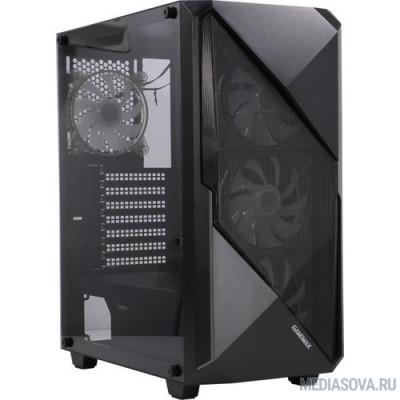 GameMax [REVOLT] ATX,Черн,USB3.0,Зак.стекло,1*120мм вент+контроллер без БП