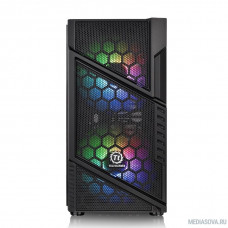 Корпус Thermaltake Commander C31 TG черный без БП ATX 2x120mm 1x200mm 2xUSB3.0 audio bott PSU