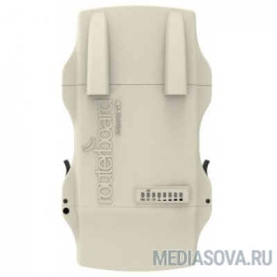 MikroTik RBD23UGS-5HPacD2HnD-NM Беспроводная точка доступа NetMetal ac2 ,AC1200 10/100/1000BASE-TX, with RouterOS L4 license