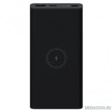 Xiaomi Mi Wireless Essential Li-Pol 10000mAh 3A+2.4A черный 1xUSB [VXN4295GL]