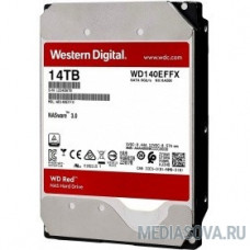 14TB WD Red (WD140EFFX) Serial ATA III, 5400- rpm, 512Mb, 3.5