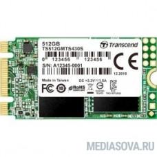 Transcend SSD 512GB M.2 TS512GMTS430S