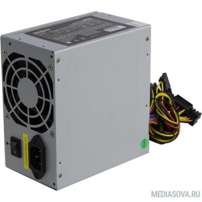 Блок питания Exegate EX282066RUS Блок питания 550W ExeGate AB550, ATX, 8cm fan, 24p+4p, 3*SATA, 2*IDE, FDD
