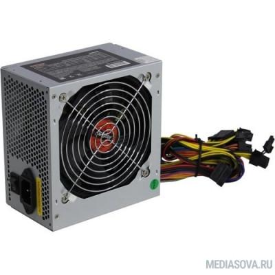 Блок питания Exegate ES282068RUS Блок питания 550W ExeGate Special UNS550, ATX, 12cm fan, 24p+4p, 6/8p PCI-E, 3*SATA, 2*IDE, FDD