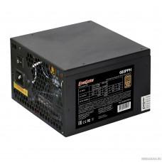 Exegate EX280578RUS Блок питания 600W Exegate 600PPH, 80+Bronze, RTL, ATX, black, APFC, 12cm, 24p, (4+4)p, 5*SATA, 3*IDE
