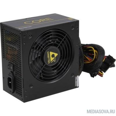 Блок питания БП Chieftec BBS-500S <500W, 80+ Gold, Retail>